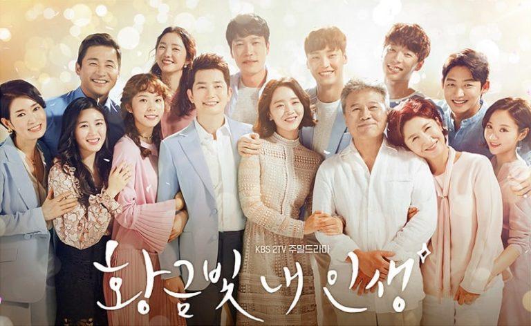 """El equipo y reparto de """"My Golden Life"""" celebra el éxito del drama con unas vacaciones"""