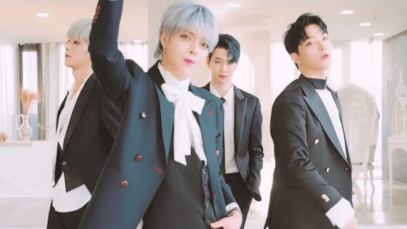 """El nuevo grupo N.tic acelera tu corazón con su canción debut """"Once Again"""""""