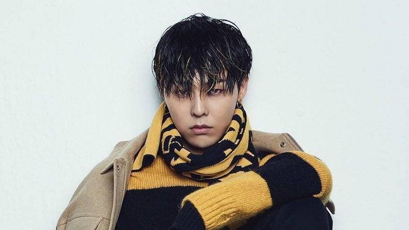 G-Dragon de BIGBANG se enlista en el servicio militar