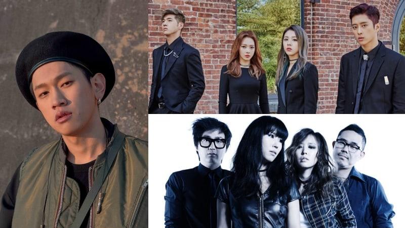 Crush, KARD, 3rd Line Butterfly y otros actuarán en los festivales SXSW y TGE Music Festivals de este año