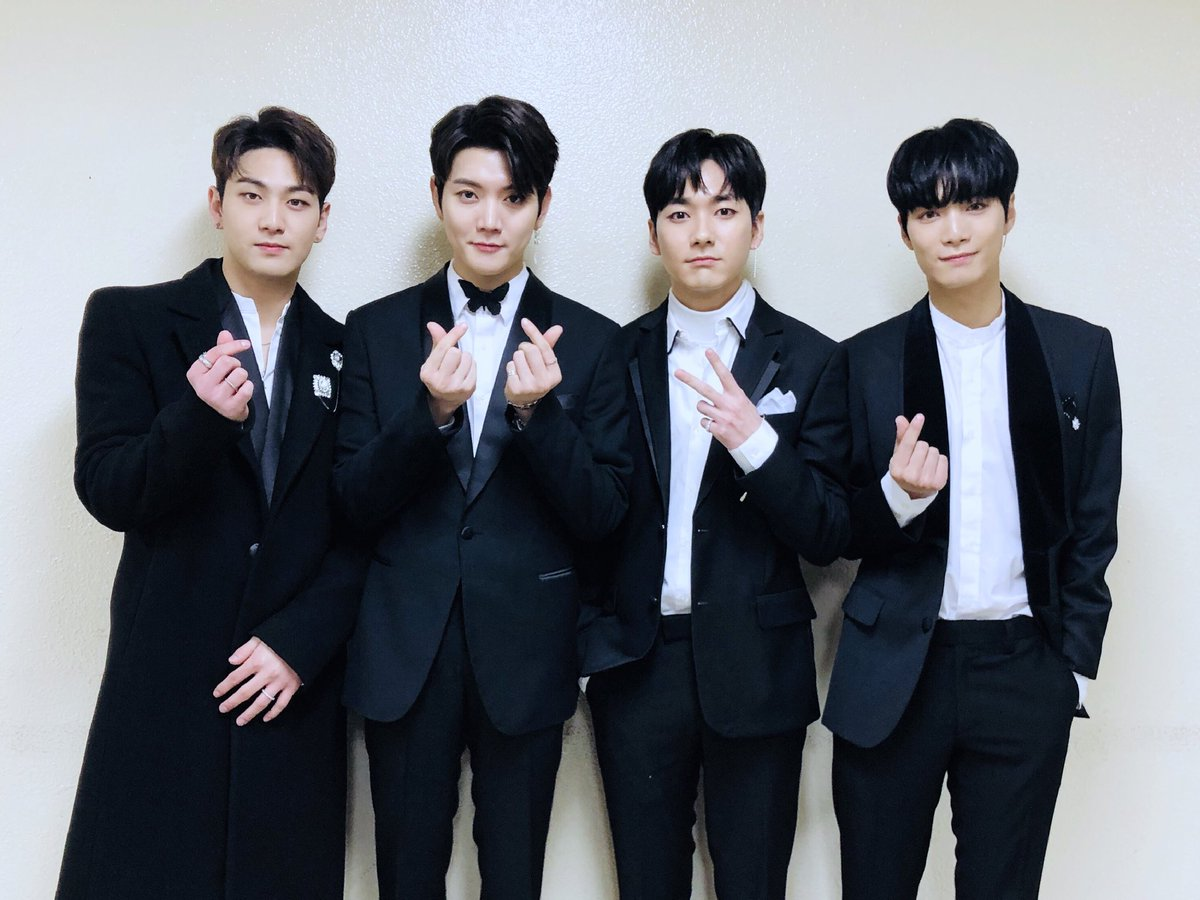 NU'EST W aparecerá en 'I Can See Your Voice'