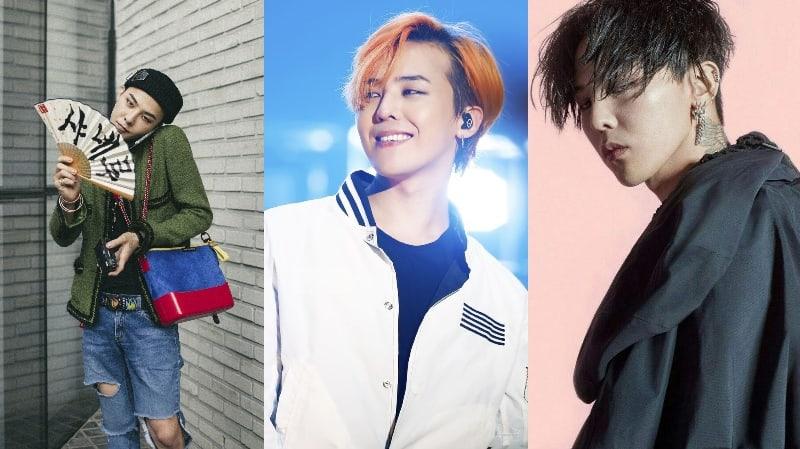 10 cosas que extrañaremos de G-Dragon mientras está en el ejercito