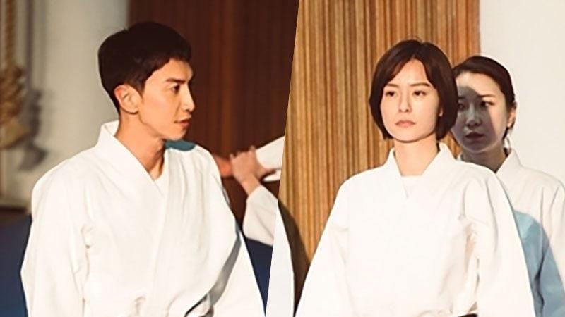 """Lee Kwang Soo y Jung Yoo Mi inician un riguroso entrenamiento policíaco en adelanto para """"Live"""""""