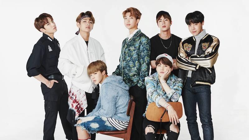 BTS habla sobre sus conciertos en Latinoamérica en entrevista con Billboard