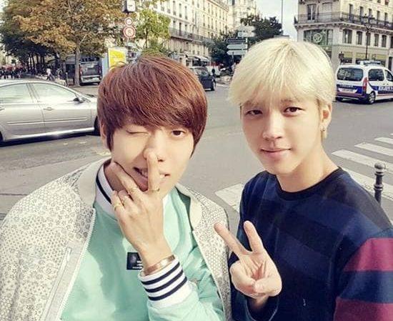 Dongwoo de INFINITE elige a Woohyun como el amigo con el que iría a un paseo en carretera