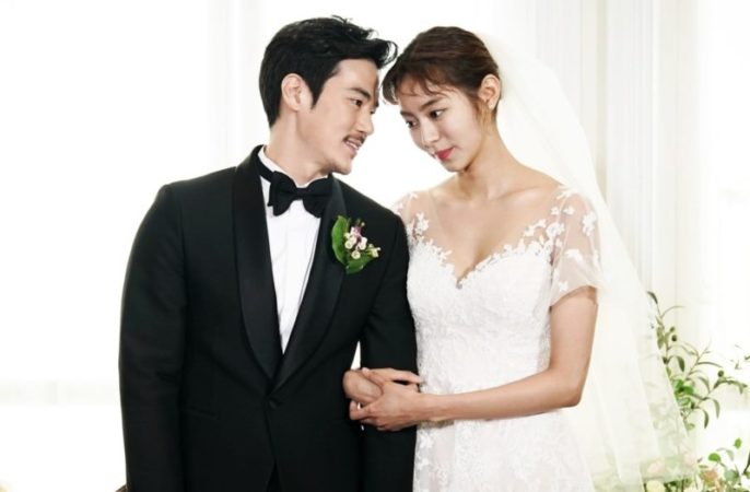 "Kim Kang Woo y UEE son una pareja extraña pero hermosa en ""My Husband, Mr. Oh!"""
