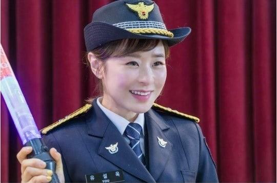 """Choi Kang Hee usa uniforme de policía + el nuevo equipo se reúne en """"Mystery Queen 2"""""""