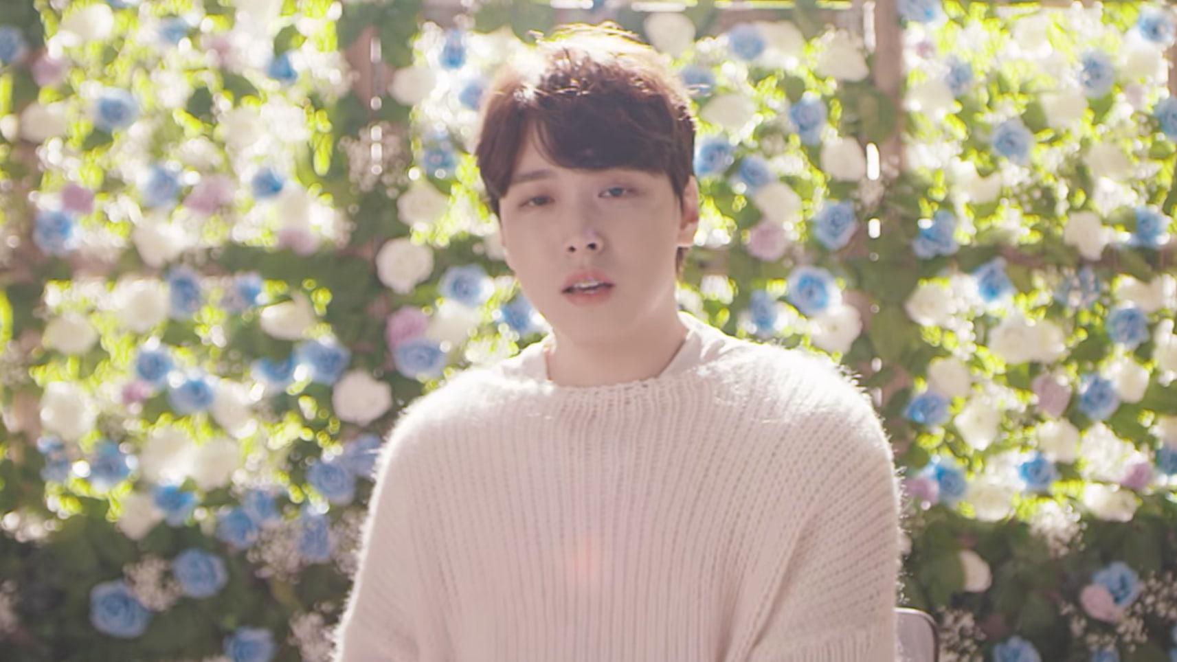 """Sungmin de Super Junior canta """"Day Dream"""" en un MV para SM STATION"""