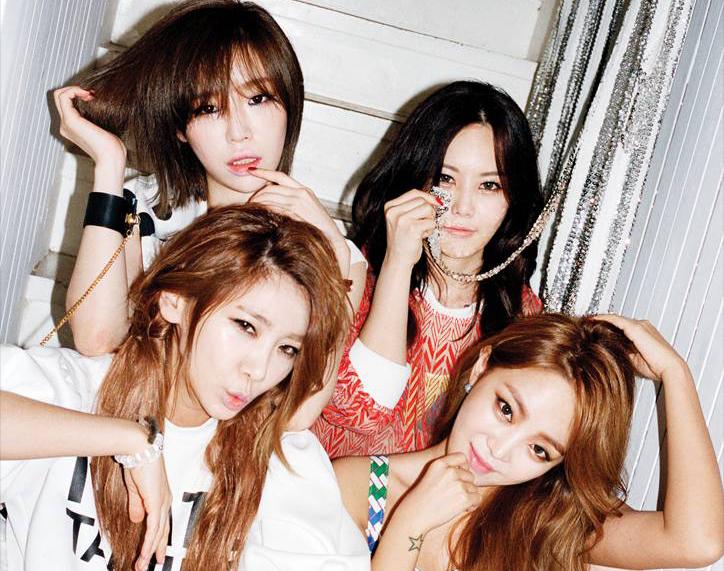 Brown Eyed Girls celebra 12 años desde su debut con carta escrita a mano para sus fans