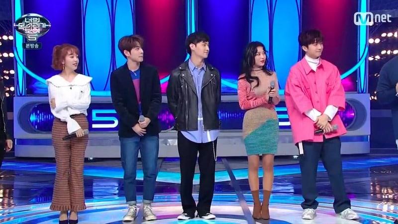 """Los artistas de JYP están asombrados por los participantes de """"I Can See Your Voice 5"""""""