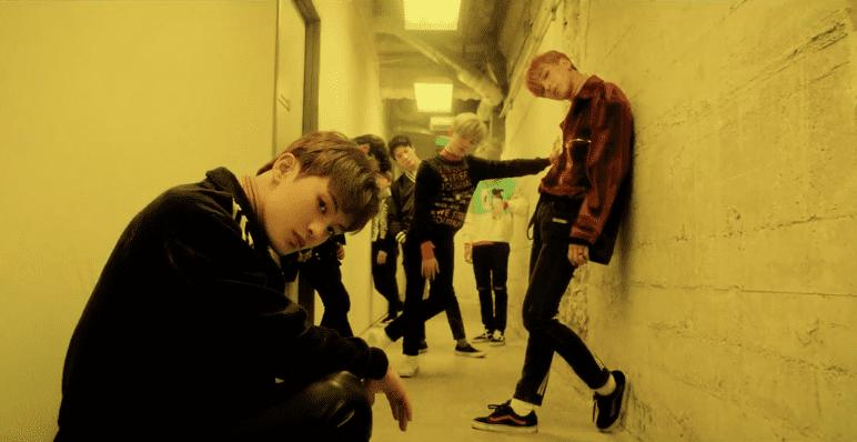 "NCT Dream libera video musical para ""Go"""
