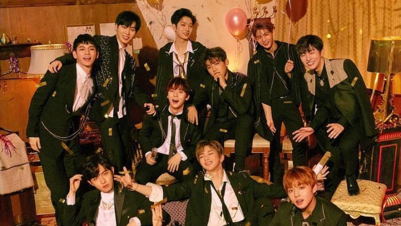 Wanna One sobrepasa los 700,000 pedidos anticipados disponibles para su próximo mini álbum