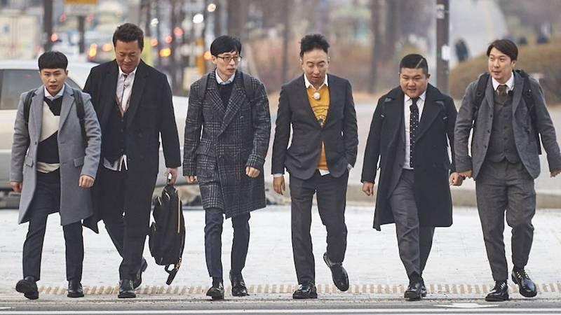 """""""Infinite Challenge"""" responde a los reportes de probables cambios de integrantes"""