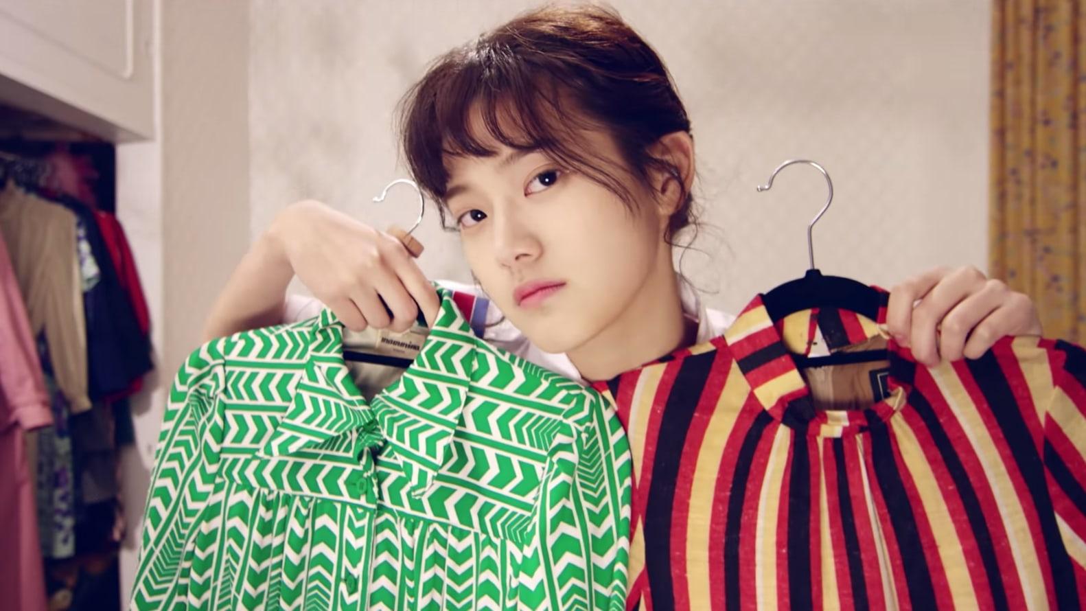 """La solista de éxito Minseo hace su debut oficial con el MV de """"The Grand Dreams"""""""