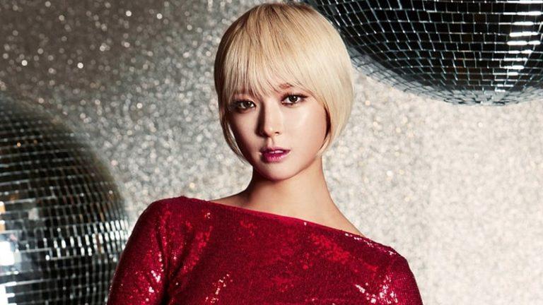 La ex-integrante de AOA, Choa, da las gracias a sus fans por sus felicitaciones de cumpleaños