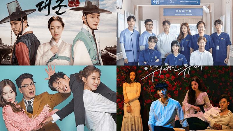 Sageuk, médicos y comedias románticas: 10 estrenos en marzo de K-Dramas que no te puedes perder