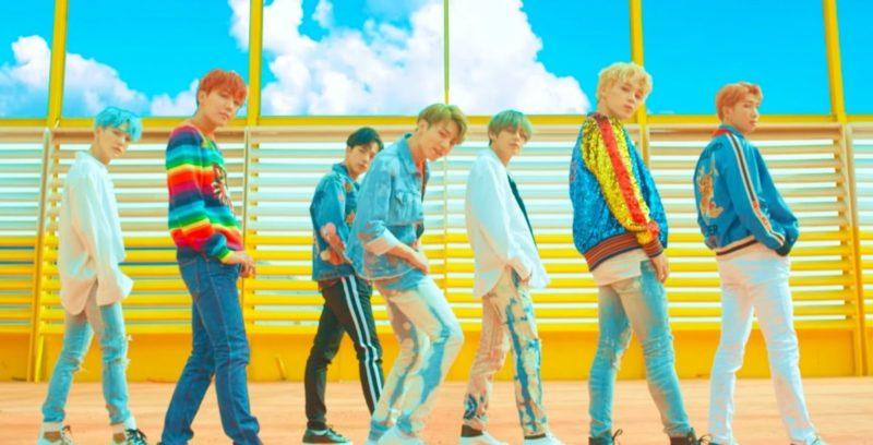 """""""DNA"""" de BTS alcanza 300 millones de vistas en el tiempo más rápido para un MV de grupo K-Pop"""