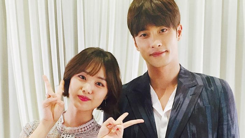 [Actualizado] La agencia de Sung Hoon y Song Ji Eun responden a los informes de citas