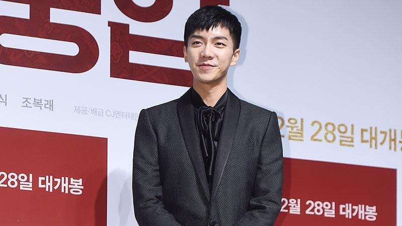 Lee Seung Gi comparte qué amigos celebridades lo visitaron en el ejercito