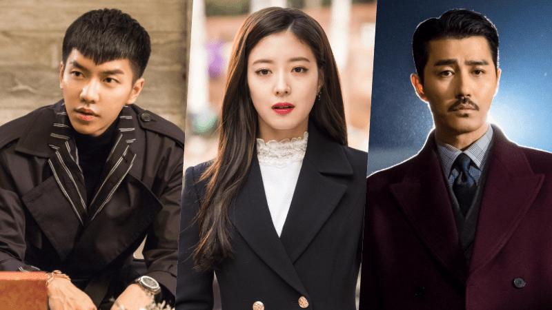 """Lee Seung Gi, Lee Se Young y Cha Seung Won expresan su pesar por el accidente en el set de """"Hwayugi"""""""