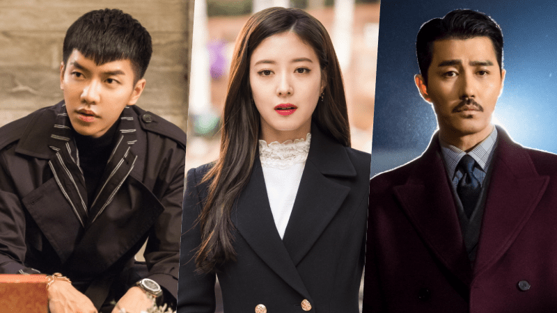 "Lee Seung Gi, Lee Se Young y Cha Seung Won expresan su pesar por el accidente en el set de ""Hwayugi"""