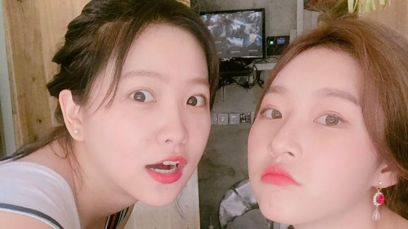 Yeri de Red Velvet y Kim Sae Ron se divierten juntas en Bali