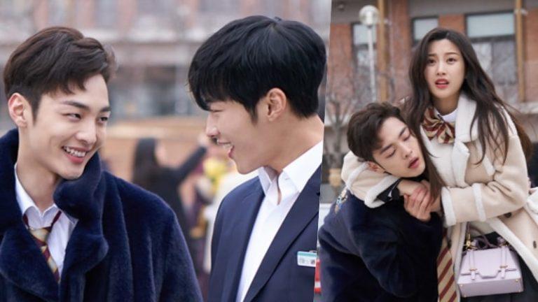 """Kim Min Jae, Woo Do Hwan y Moon Ga Young muestran una divertida relación de amor-odio en """"Tempted"""""""