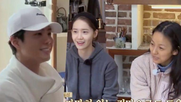 """Park Bo Gum sorprende a YoonA y a Lee Hyori en """"Hyori's Homestay 2"""""""