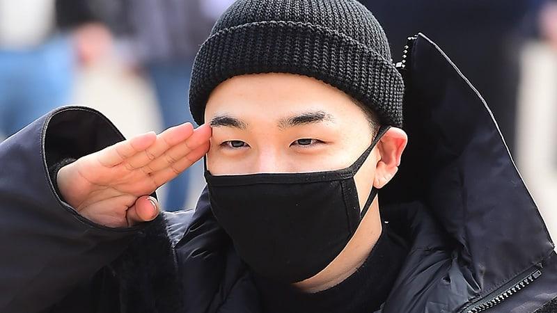 Taeyang de BIGBANG se alista en el ejército