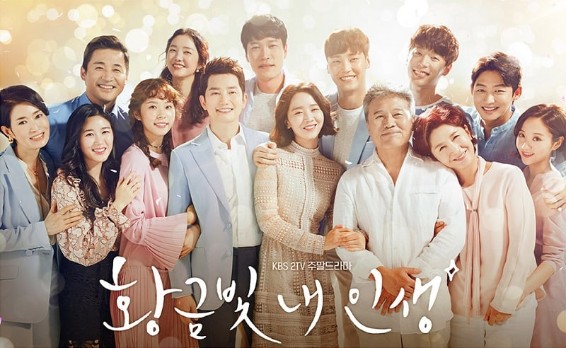 """My Golden Life"" termina con su rating más alto"