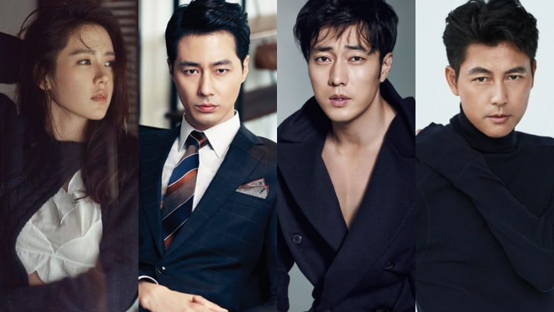 Son Ye Jin escoge entre Jo In Sung, So Ji Sub y Jung Woo Sung