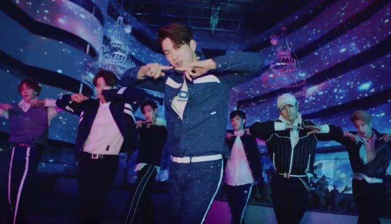 """GOT7 rompe su récord personal con el mayor número de reproducciones en 24 horas del MV de """"Look"""""""