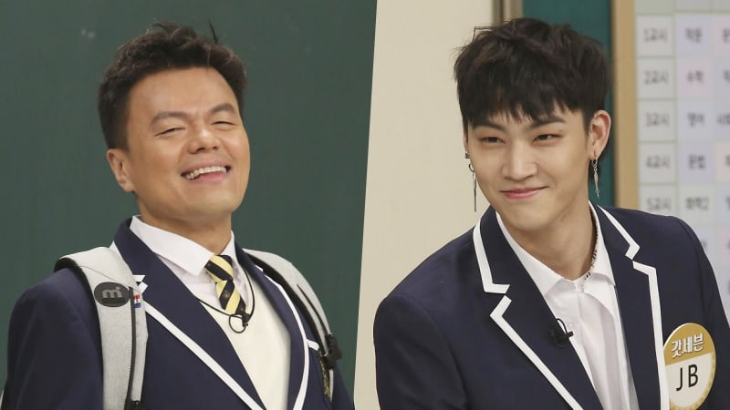 "Park Jin Young y JB de GOT7 se unirán a nuevo programa musical de variedades de KBS ""Hyena On The Keyboard"""