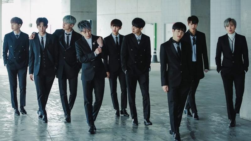 """El grupo masculino de """"The Unit"""", UNB, debutará con dos canciones principales"""