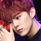 Wooshin de UP10TION habla emocionado sobre estar de nuevo en el escenario