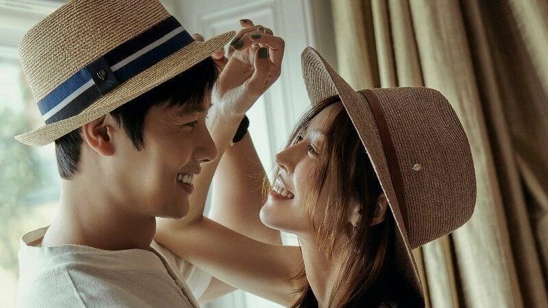 Lee Sang Woo revela la razón por la que se enamoró de Kim So Yeon