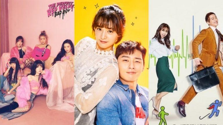 """Red Velvet, """"Fight My Way"""", """"Chief Kim"""" y más ganan los premios 30th Korea Producer Awards"""