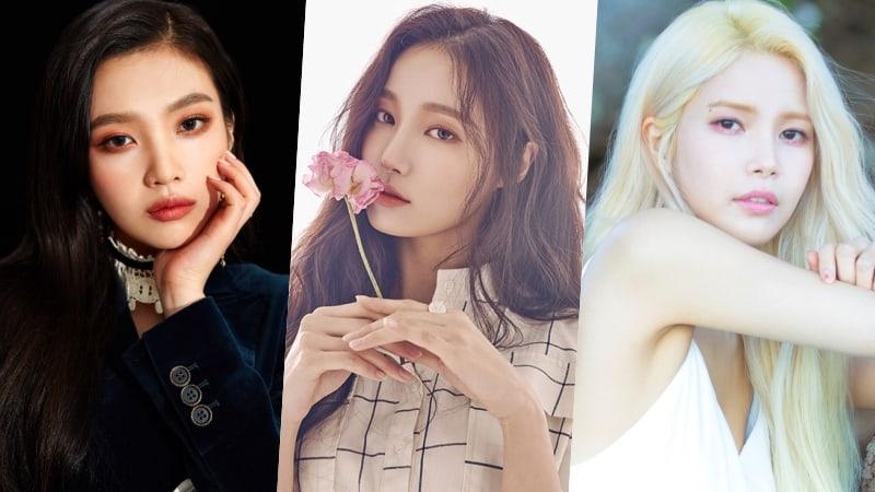 Se revela el ranking de reputación de marca para miembros individuales de grupos femeninos para el mes de marzo