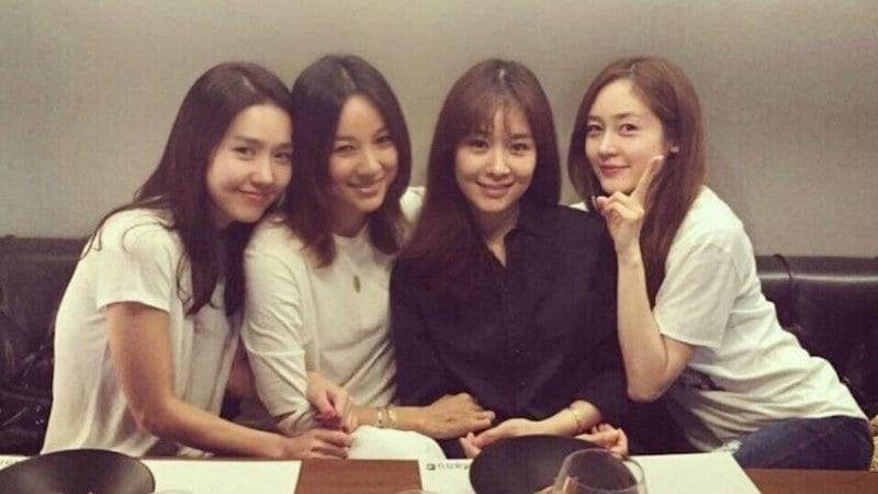 Las anteriores miembros de Fin.K.L, Lee Hyori y Sung Yuri, hacen una aparición especial en el concierto de Ock Joo Hyun
