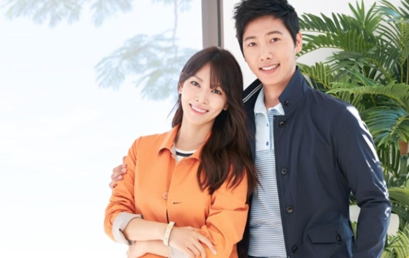 Lee Sang Woo comparte como su esposa Kim So Yeon lo ha ayudado como actor