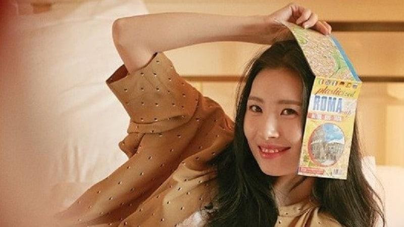 Sunmi opina sobre el secreto de su popularidad