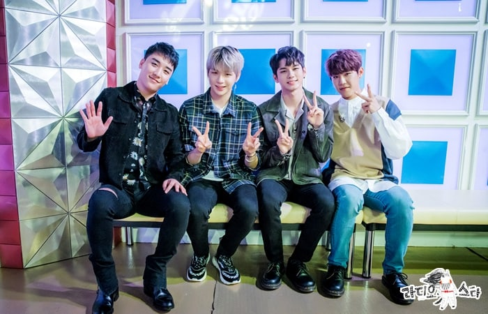 """Seungri de BIGBANG y los integrantes de Wanna One se divierten en el adelanto de """"Radio Star"""""""