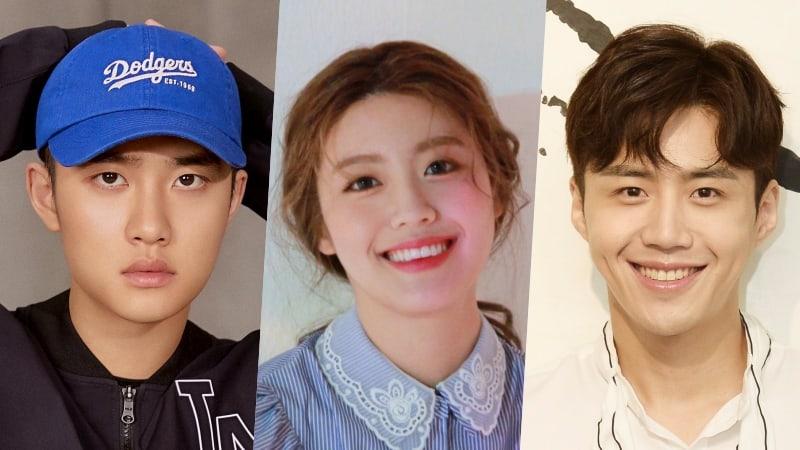 D.O. de EXO, Nam Ji Hyun y Kim Seon Ho, entre otros, confirmados para nuevo drama