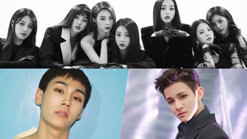 Canciones de CLC, Ilhoon de BTOB, Samuel y más, clasificadas como no aptas para su emisión por KBS