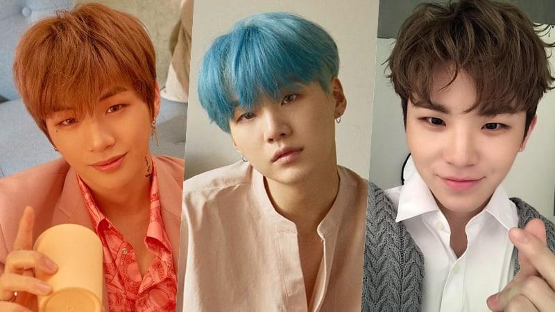 Kang Daniel de Wanna One dice que recibe llamadas de Suga de BTS y de Woozi de SEVENTEEN