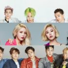 BIGBANG, MAMAMOO y GOT7 encabezan el chart semanal de Gaon
