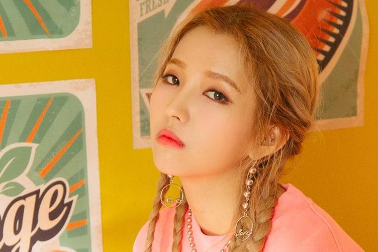Cube anuncia el nombre de nuevo grupo femenino con Jeon Soyeon
