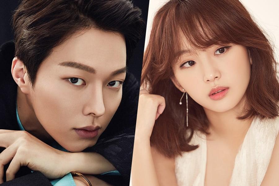 Jang Ki Yong y Jin Ki Joo confirmados como protagonistas en un nuevo drama