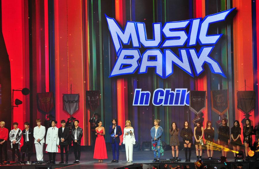 [Resumen] Music Bank en Chile: Una noche que quedará en la memoria de miles de fans
