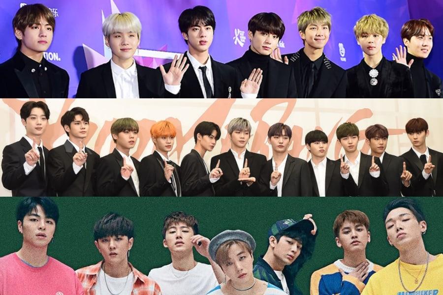 Se revela el ranking de reputación de marca de cantantes para el mes de marzo